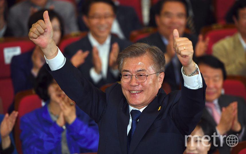 Мун Чжэ Ин. Фото AFP