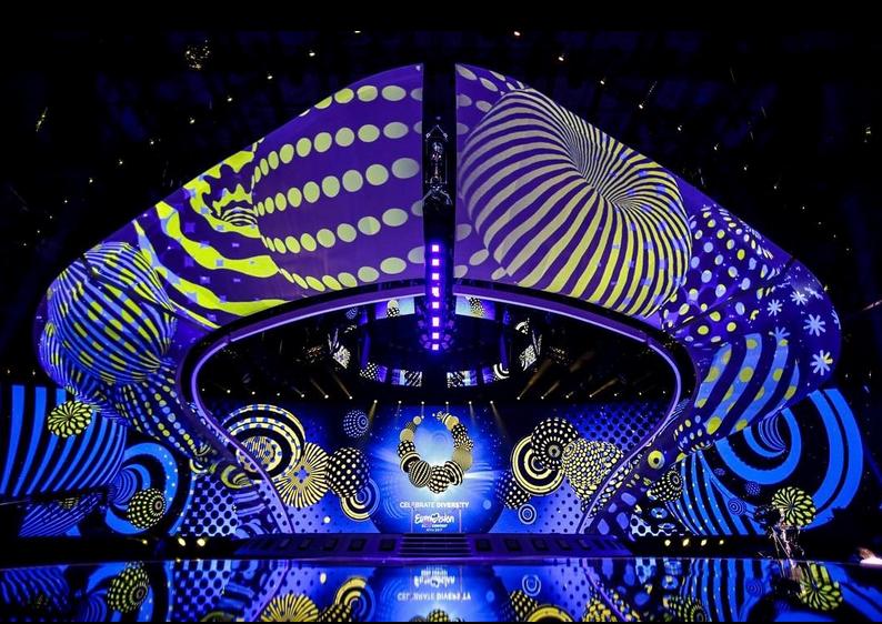 Евровидение-2017 - фотоархив.