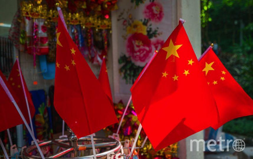 Китай провел испытание ракет нового типа. Фото Getty
