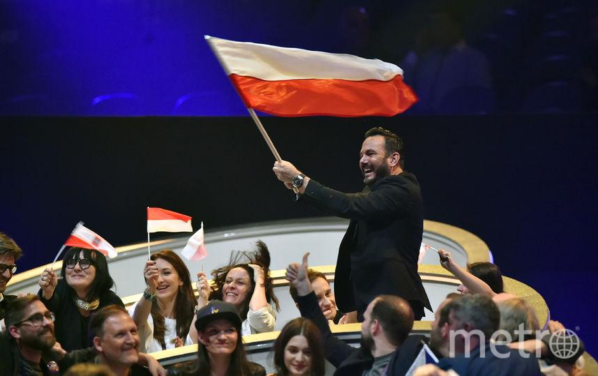 Кадры с полуфинала. Фото AFP