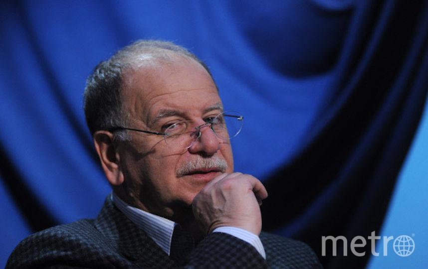 Даниил Дондурей. Фото РИА Новости