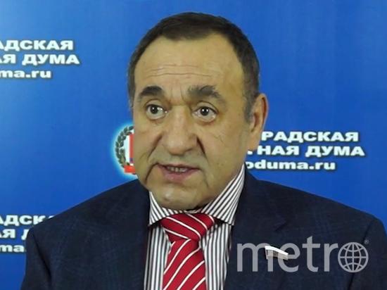 Погиб депутат Госдумы Василий Тарасюк.