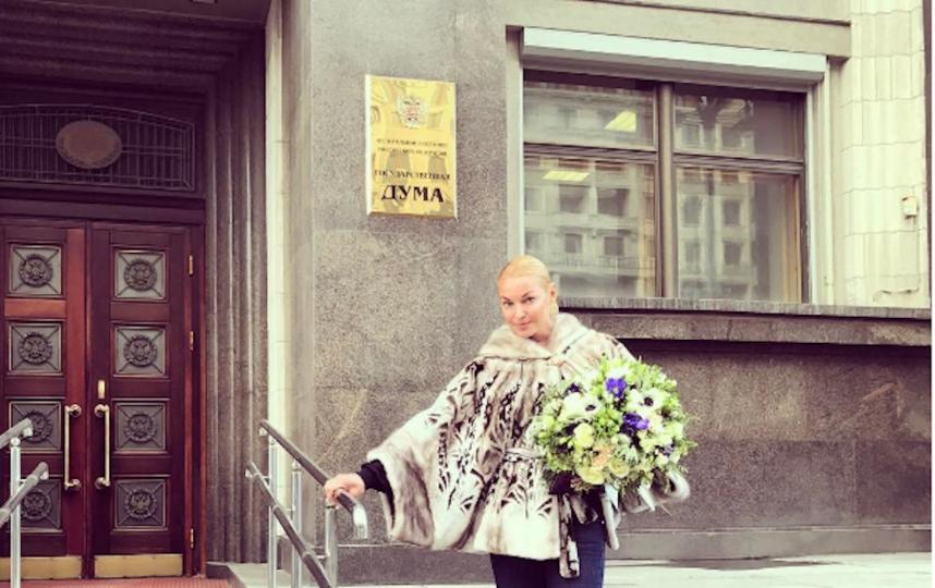 Анастасия Волочкова шокировала новым образом: Стакой укладкой— в«ВИА Гру»!