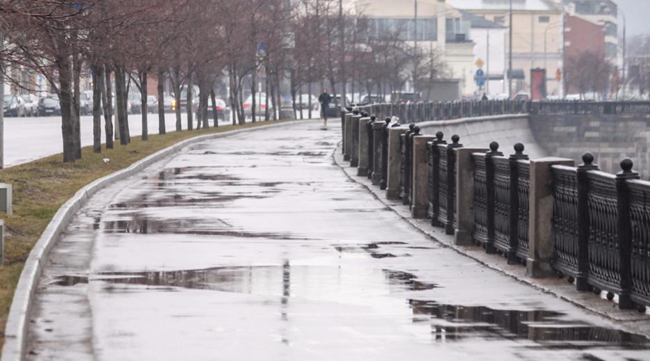 Работы попрограмме «Моя улица» начались на 2-х набережных Хамовников
