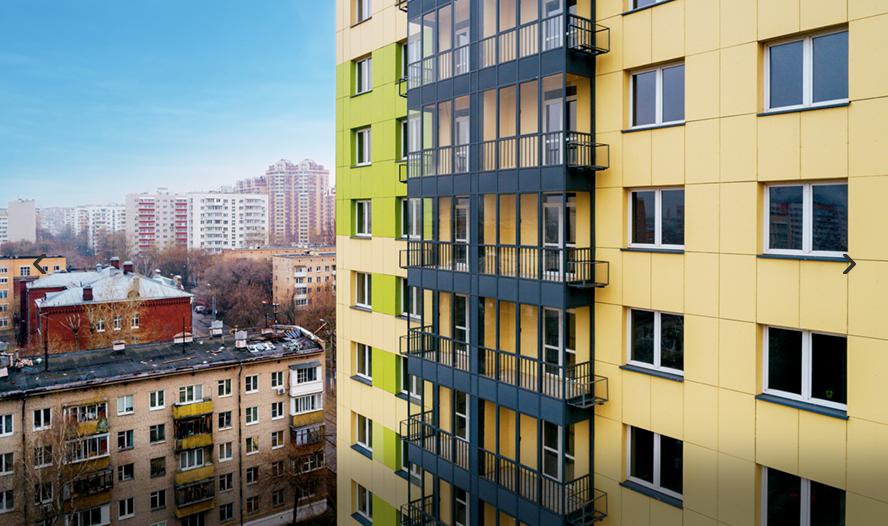 Рыночная стоимость новых квартир жителей старых пятиэтажек будет выше на 20-30%. Фото mos.ru