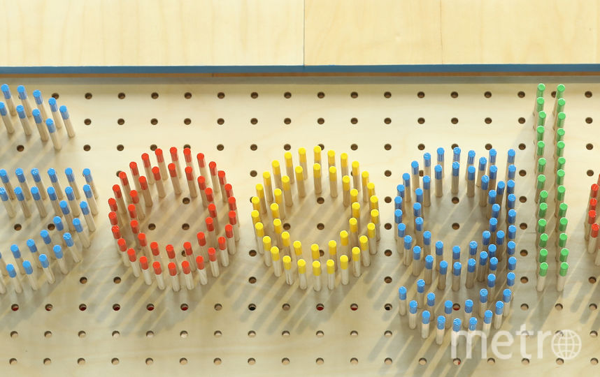 Корпорация Google оплатила назначенный ФАС штраф в размере 438 млн рублей. Фото Getty