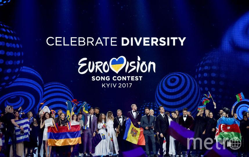 Евровидение-2017 проходит в Киеве. Фото AFP