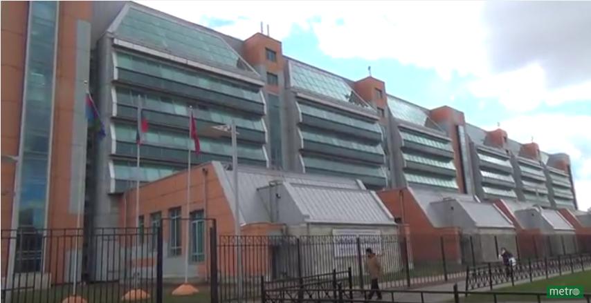 Ректор Университета Бонч-Бруевича в Петербурге задержан после обыска. Фото Скриншот Youtube