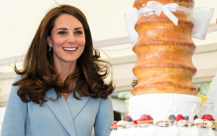 Герцогиня Кейт посетила софициальным визитом Люксембург