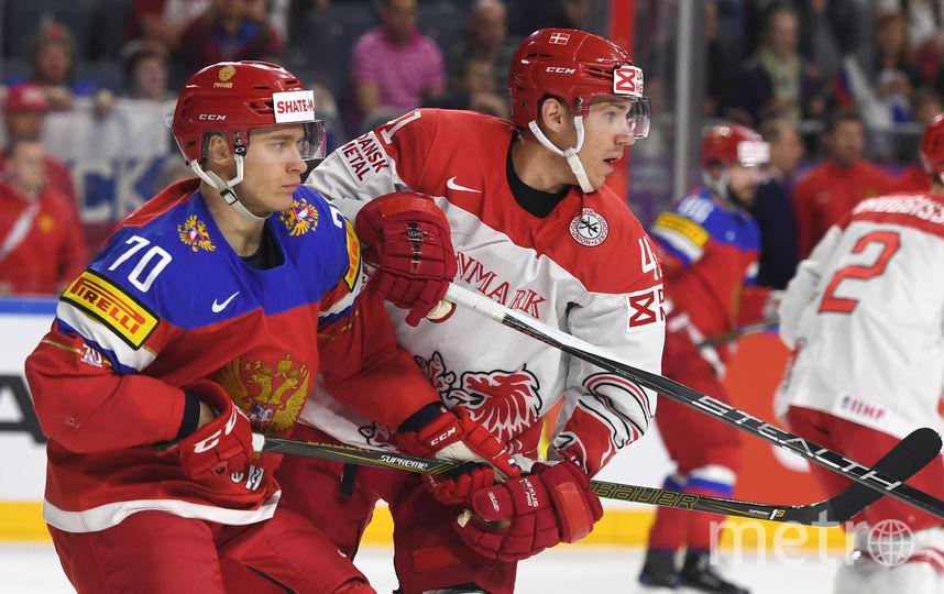 Хоккеисты сборной РФ  одержали четвертую победу наЧемпионате Мира