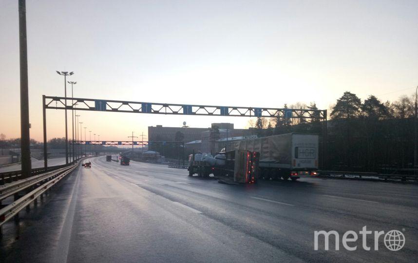 vk.com/mskdtp. Фото Ярославского шоссе