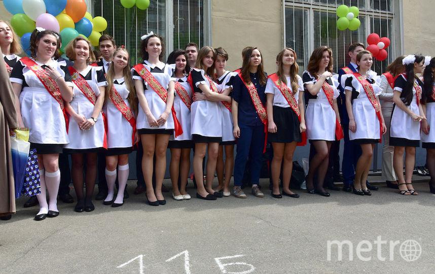 """Московские школьники уверены, что будут получать больше 80 тысяч рублей. Фото Василий Кузьмичёнок, """"Metro"""""""