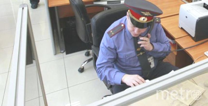 Полицией проводится проверка.
