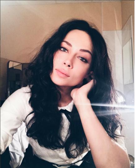 Архивное фото. Фото Скриншот Instagram/samburskaya