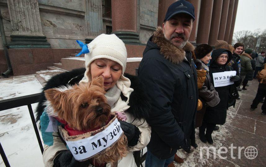 Парламент Петербурга рассмотрит посуществу вопрос ореферендуме поИсаакию 17мая