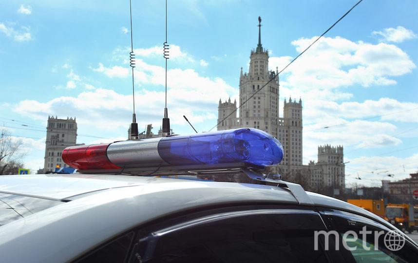 """Водитель BMW, избивший женщину с детьми в центре Москвы, не признаёт свою вину. Фото Василий Кузьмичёнок, """"Metro"""""""