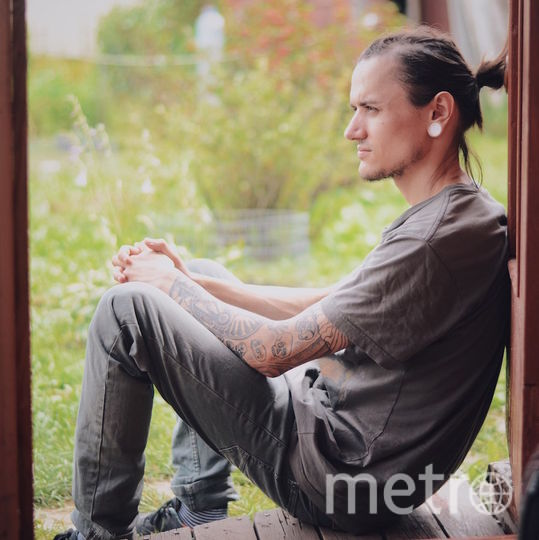 Программист из Новосибирска. Фото предоставил Даниил Лыткин