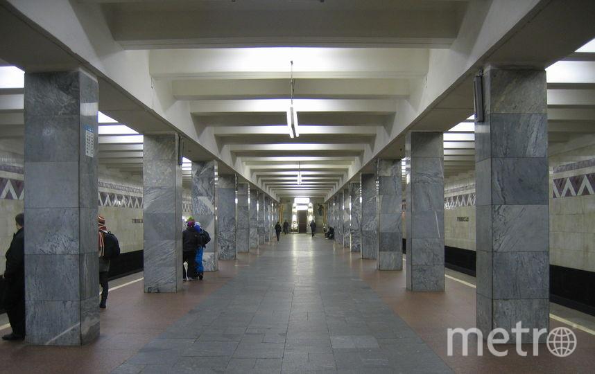 Южный вестибюль метро Тушинская в Москве закроется на выходные. Фото A.Savin /Wikimedia