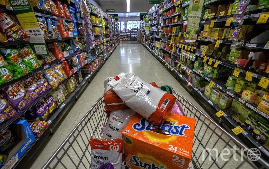 Сладкая жизнь: Омичи устроили давку за сахар по скидке. Фото Getty