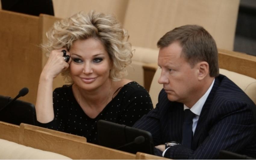 Новая жизнь: Похудевшая на 16 килограмм Максакова вызвала ажиотаж на Евровидении. Фото AFP