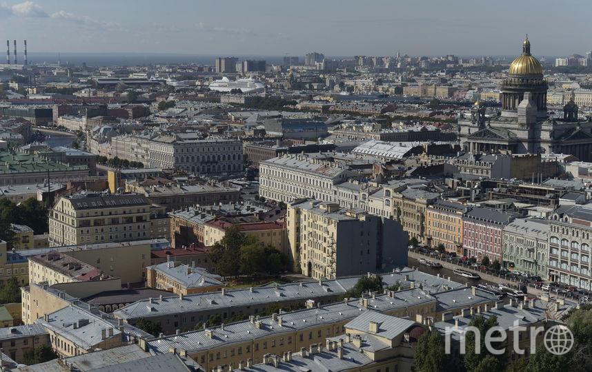 Эксперт: Петербург ожидает теплый июнь и дождливый июль. Фото Getty