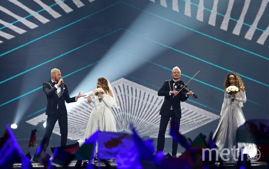 """Финал """"Евровидения - 2017"""" в Киеве. Фото Getty"""