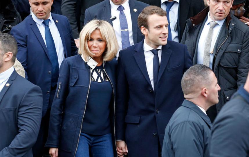 Эмманюэль Макрон официально вступил в должность президента Франции. Фото Getty