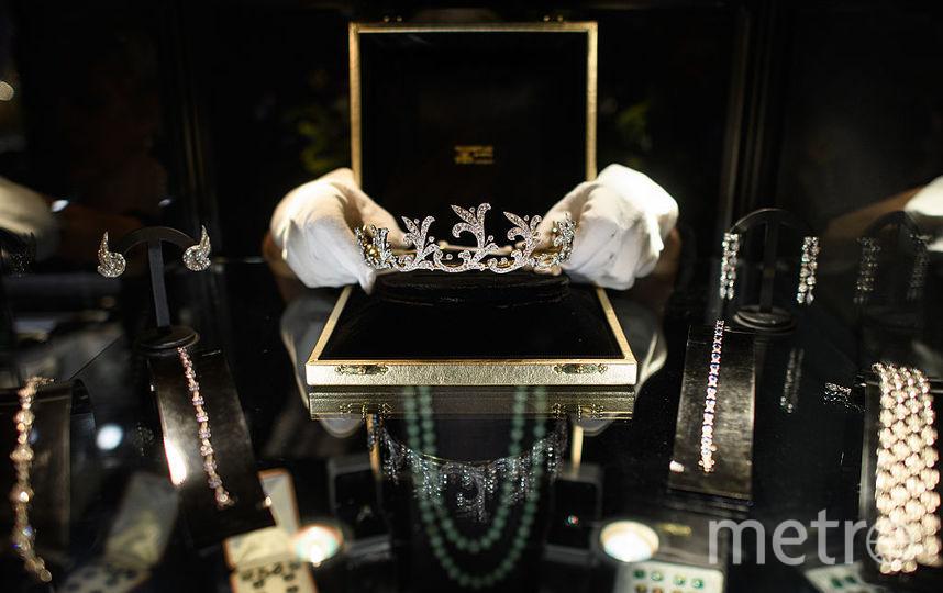 Общая стоимость украденных экспонатов - около 1 млн евро. Фото Getty