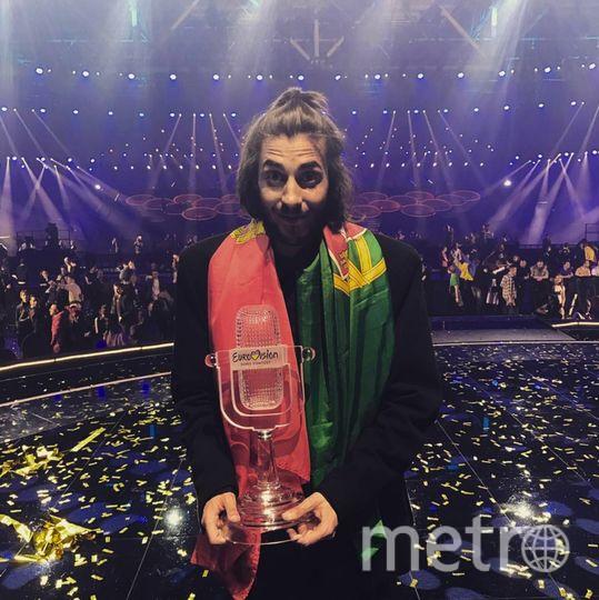 """""""Евровидение - 2017"""" - фотоархив. Фото Скриншот Instagram"""