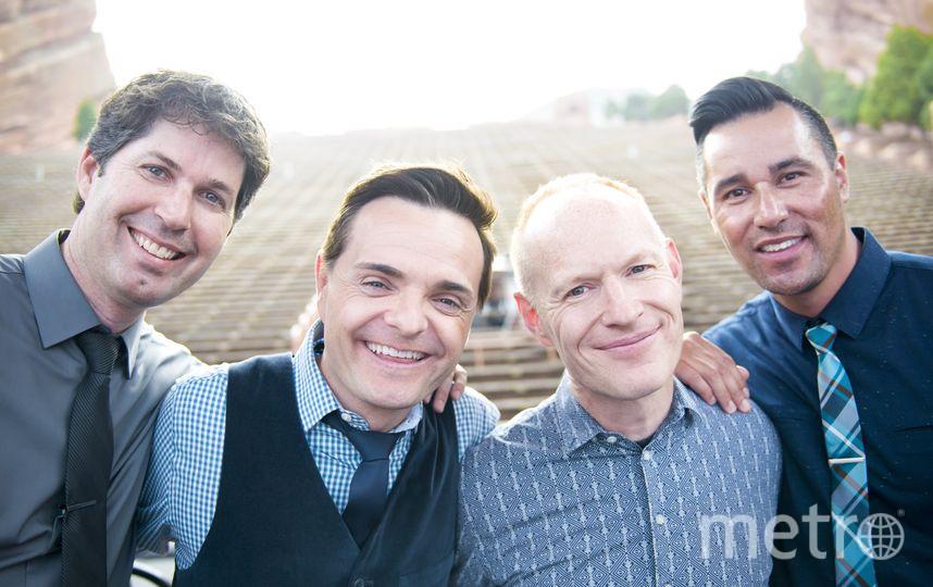 Группа The Piano Guys. Фото Предоставлено пресс-службой  SAV Entertainment.