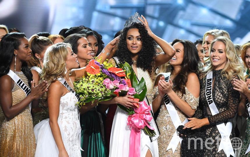 Мисс США-2017 Кара Маккалоу. Фото Getty