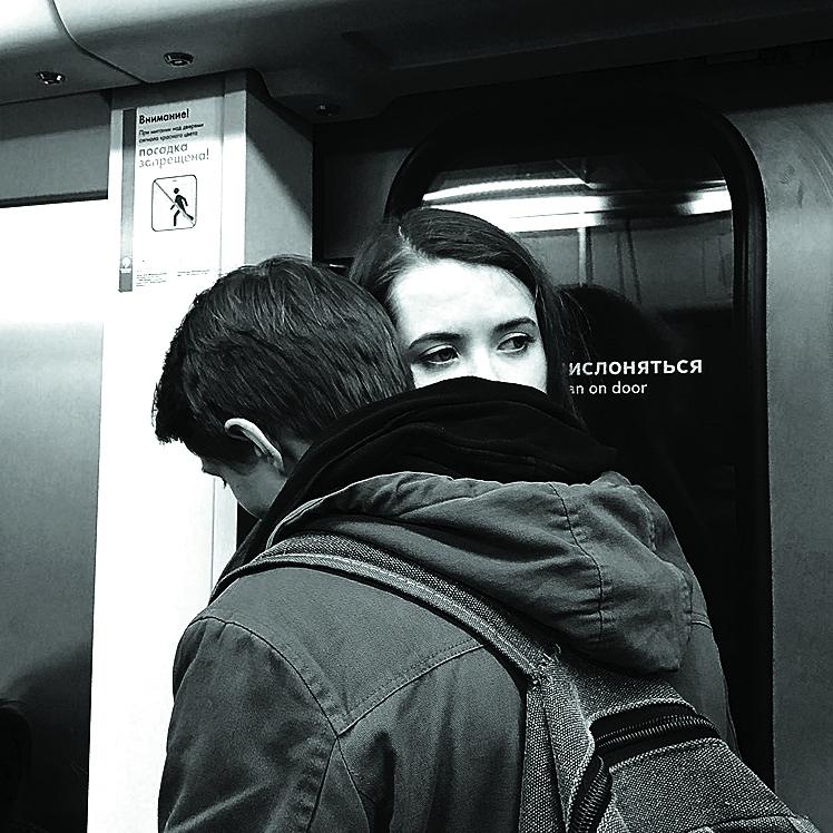 Проект Memento metro Алексея Домрачева в «Инстаграм». Фото предоставлено героями публикации