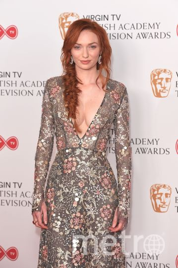 BAFTA TV Awards 2017. Элеонор Томлинсон. Фото Getty