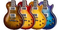 Запуск нового модельного ряда гитар мирового бренда Gibson