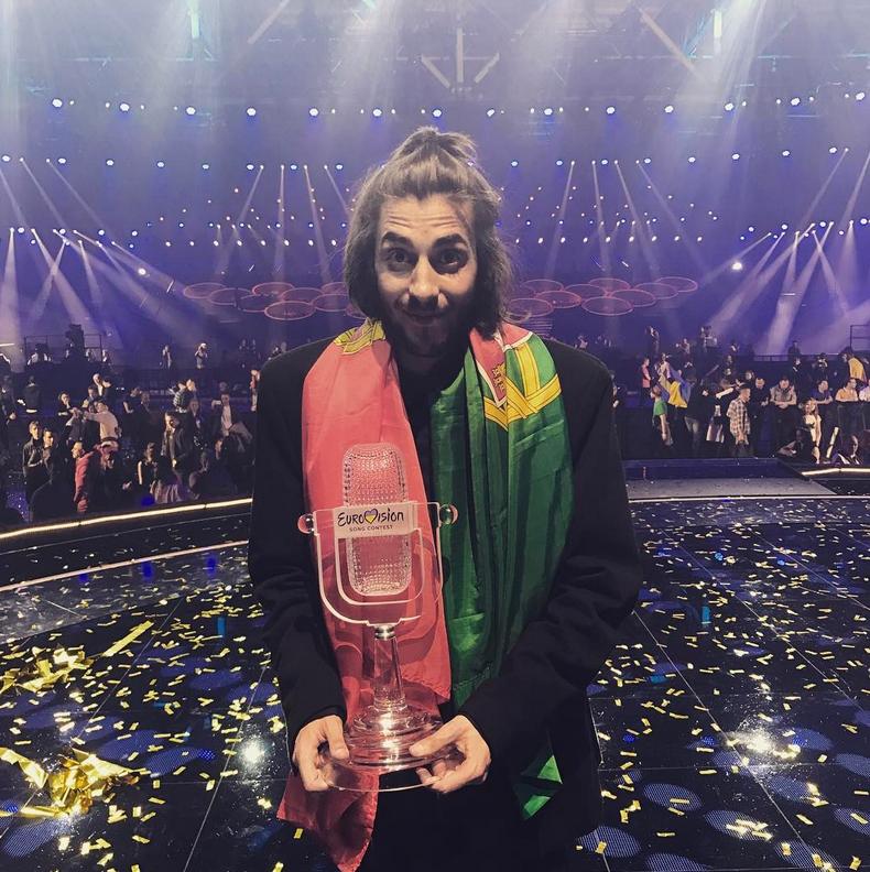 """""""Евровидение - 2017"""" - фотоархив. Фото Cкриншот instagram.com"""