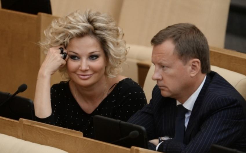 Мария Максакова выступит на Евровидении-2018 от Украины. Фото AFP