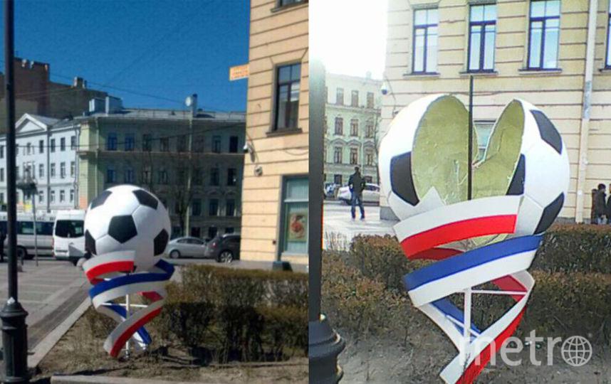 Фото: gov.spb.ru/gov/otrasl/blag. Фото ДО и ПОСЛЕ.