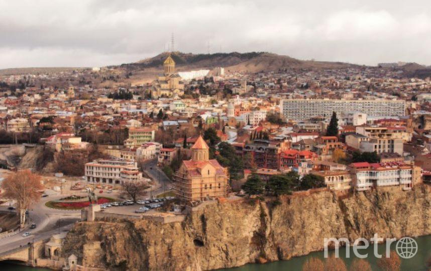 МИД РФ предупредил о риске поездок в Грузию. Фото Getty
