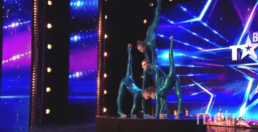 Выступление россиянок из Бурятии на шоу талантов в Британии восхитило зрителей. Фото Скриншот Youtube