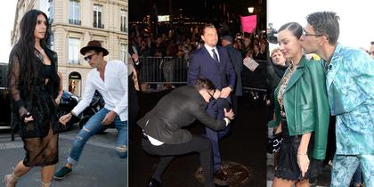 На кого из голливудских звёзд нападал пранкер, снявший штаны на