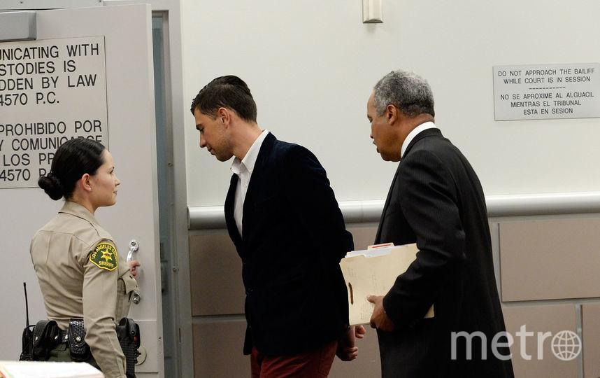 Пранкер Седюк в суде. Фото Getty