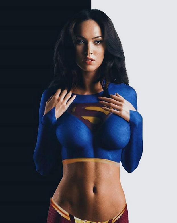 Меган Фокс - фотоархив.