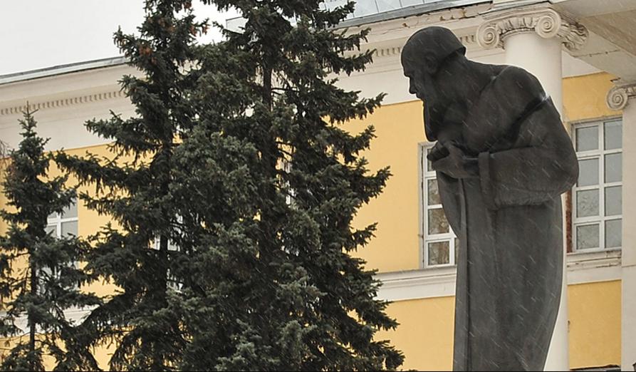 В Москве появился виртуальный Достоевский. Фото mos.ru