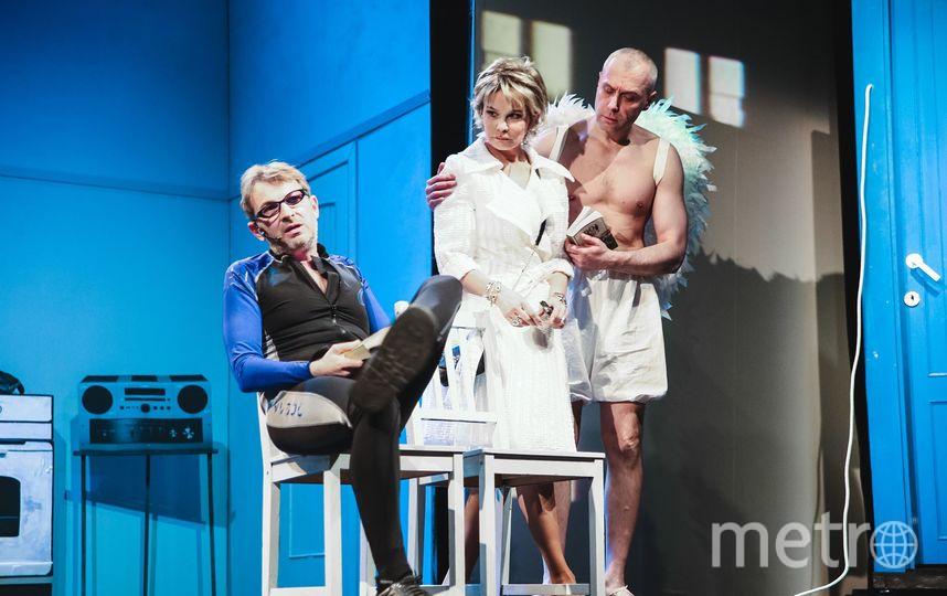 Отрывок из спектакля. Фото пресс-служба театра