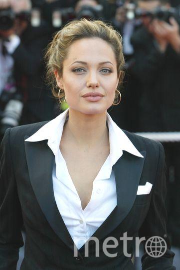 Канны. Анджелина Джоли. Фото Getty