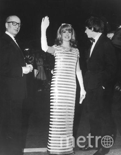 Канны. Катрин Денев. 1966. Фото Getty