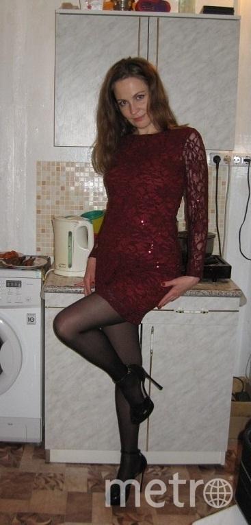 Это платье счастливое, потому что в этом платье я встретила первый Новый год со своим будущим мужем. Фото Юлия Казакова