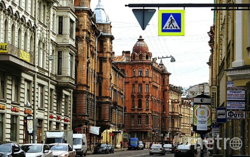 Несколько улиц в центре Петербурга перекроют из-за Международного Юридического Форума. Фото Getty
