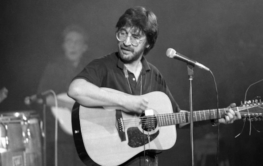 Юрий Шевчук, 1992-й год. Фото РИА Новости