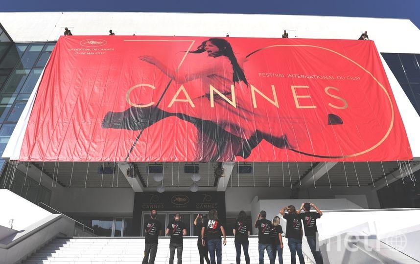 В Каннах все готово к началу кинофестиваля-2017. Фото Getty